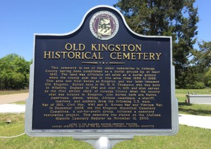 Camp Stew Sale Set for Nov. 7 for Old Kingston Historical Cemetery; Pre-Orders are Encouraged