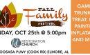 Restoration Church in Elmore to Host Family Fall Festival Oct. 25