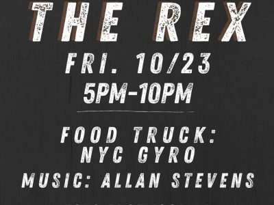 The Rex Food Truck Venue and Bar to Celebrate GRAND OPENING in Millbrook Oct. 23