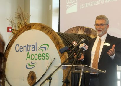 CAEC Gets $8.6 Million Federal Grant to Boost Broadband Internet Project in Our Area