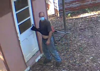 Video, Photos Released In Hopes of Identifying Prattville Burglary Suspect; Reward Offered
