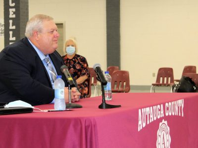 Autauga BOE Interviews Last Two Finalists; Superintendent To Be Named Thursday Night