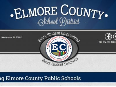 Elmore County Supt. Dennis Updates Commission on Covid Numbers, Construction Projects