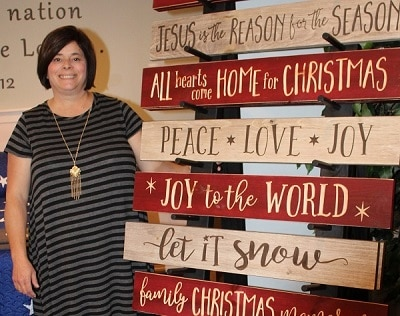 Local Woman Lives Her Dream Selling Heirloom Quality Furniture and Gifts in Millbrook
