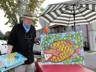 Village Artists Show Their Work in Thriving and Colorful Downtown Wetumpka