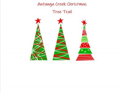 Autauga Creek Christmas Tree Trail: Sign up By Nov. 19 to Help Family Support Center Fundraiser