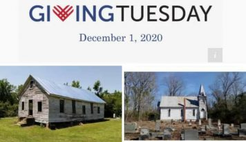 Giving Tuesday is Dec. 1: OAHS Asks For Donations to Save Historic Treasures in Old Autauga