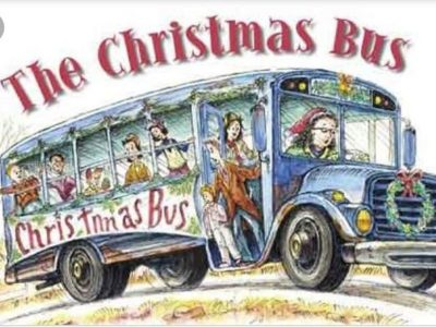 Charity Christmas Bus Ride Will Roll This Year Dec. 5; Additional Bus Reserved Due to Demand