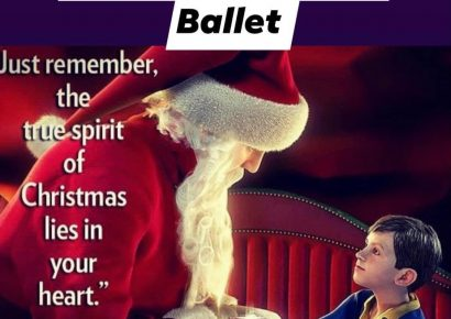 Polar Express Ballet Coming to the Legends in Prattville