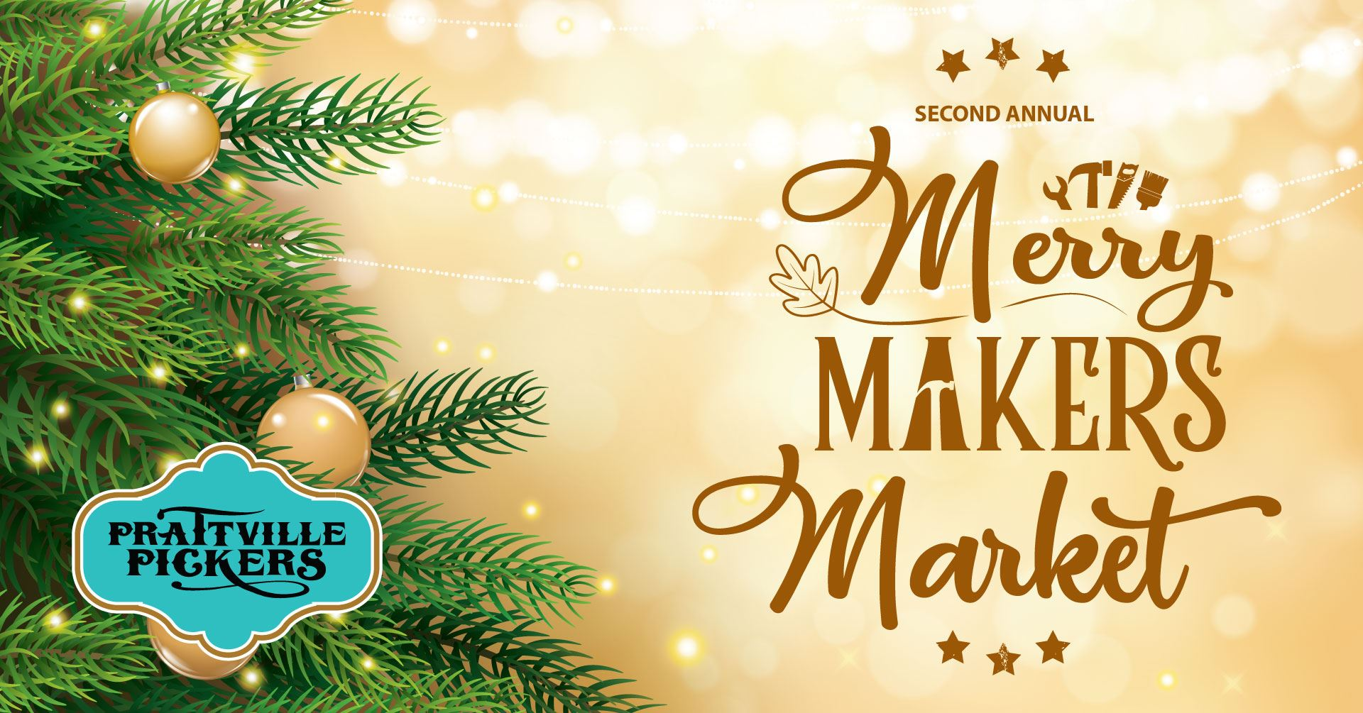 Prattville Christmas 2020 2nd Annual Merry Makers Market Holiday Event Coming to Prattville