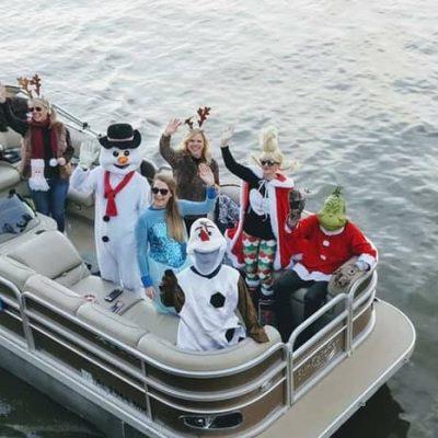Santa and Friends to Visit Lake Jordan Dec. 6