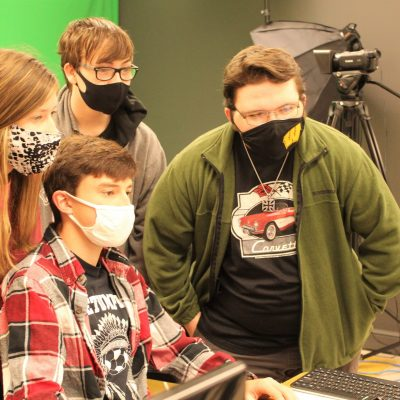 Wetumpka High School Video Production Team Wins First Place in Statewide Competition