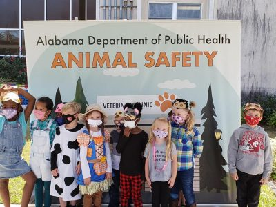 PHOTOS: Fur, Feathers and Farm Education at Prattville Kindergarten from Special Visitors