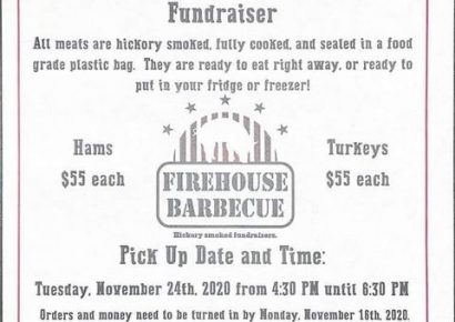 SEHS Band Selling Turkeys, Hams as Fundraiser Nov. 24 to Purchase New Uniforms