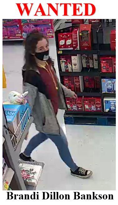 Wetumpka Shoplifting Suspects Identified as Brandi Bankson and Esteban Lopez; Still at Large