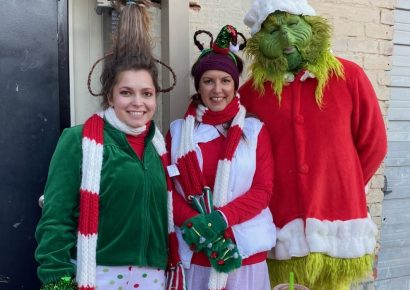 Huge Success for Local Businesses that Held Kickoff to Christmas Event in Downtown Wetumpka