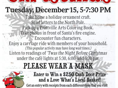 Prattville's 'A Main Street Christmas Event' is December 15 in Historic Downtown