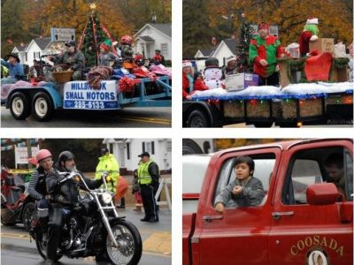 Christmas Season Opens In Millbrook Thursday with Tree Lighting, Parade on Saturday