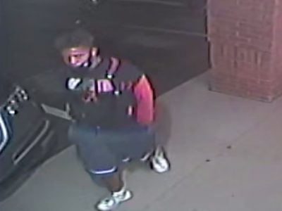 Millbrook Police Seek Identity of Suspect in Theft of Vehicle