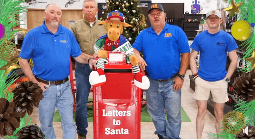 New, Unwrapped Toys Needed for Zap Pest Control Christmas Gift Event
