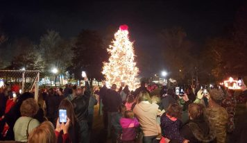 Dance Team, Band Performances and Snow? Come to the Millbrook Christmas Tree Lighting TONIGHT at 6 p.m.