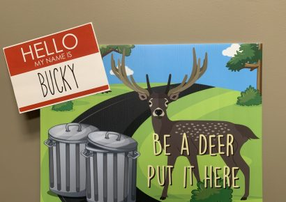 Elmore County Commission Introduces Anti-Litter Critters; Help Keep Alabama Beautiful