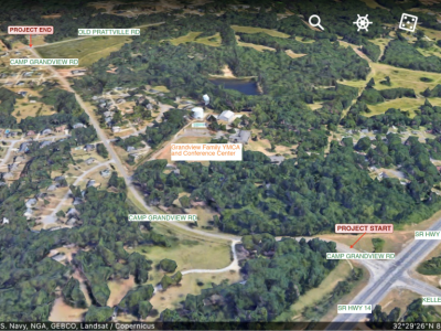 County Forces to Begin Improvements Monday to Camp Grandview Road in Millbrook