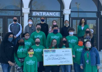 Holtville High School Marketing Class Wins Grant for 'Slapout Show'