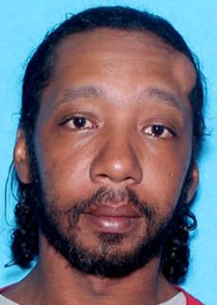 Murder suspect Michael Lewis Taken Into Custody by Marshal's Fugitive Task Force