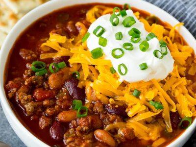 Heather's Homemade Chili