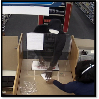 Prattville Police Investigating Robbery Monday at CVS/Pharmacy; Tips Requested