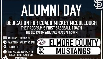 SEHS' Baseball Alumni, Coach McCullough to be Honored Saturday at Alumni Day
