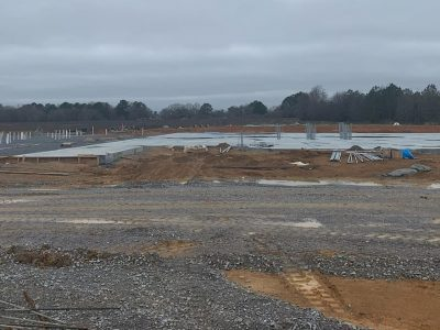 New Building Update for Centerpoint Fellowship Church of Prattville