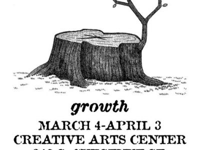Participants Needed for Upcoming 'Growth' Art Exhibition at Prattauga Art Guild