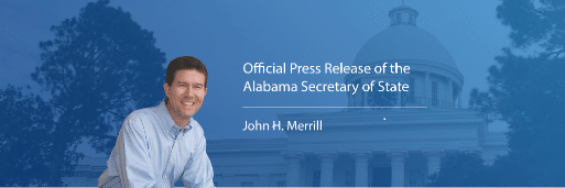Secretary of State Merrill Urges President Biden to Release Census Data in Timely Manner