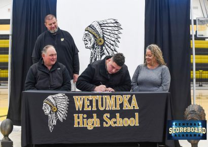 Wetumpka High's Colby Golson's Athletics and Academics Key to UWA Offer