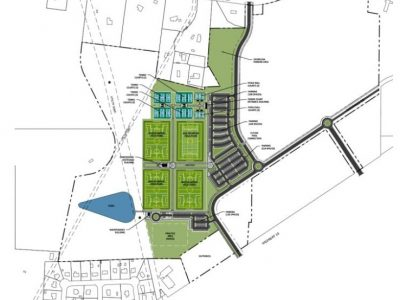 Millbrook's 'The Fields at Seventeen Springs' Project Phase I Progressing