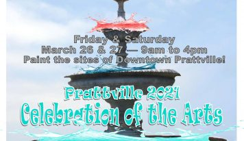 'Plein Air' Painting Event Coming to Prattville March 26-27 as part of the Celebration of Arts