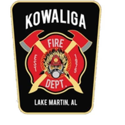 Five Elmore County Volunteer Fire Departments Come Together in Response to Lake Martin Fire
