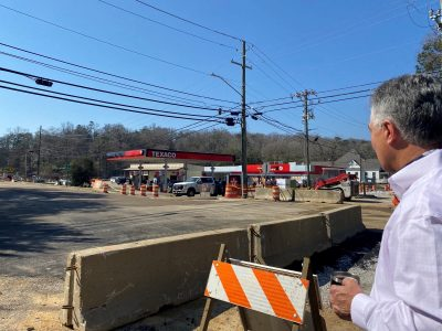 City of Prattville Forging Ahead to Main Street with Drainage Improvements