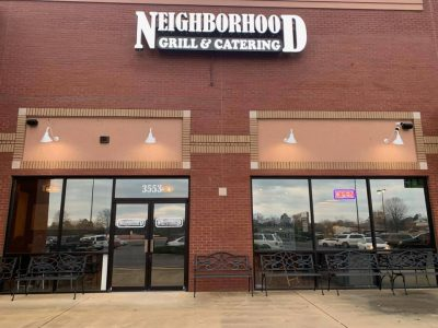 Review of Millbrook's Neighborhood Grill: Excellent New Option with Great Food and Service