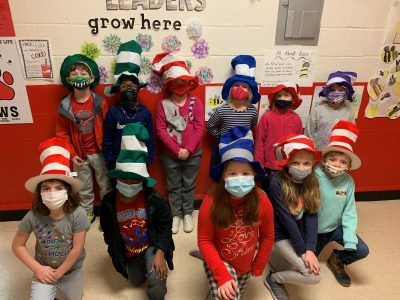 Prattville Primary Kicks off Read Across America Week in Exciting Fashion