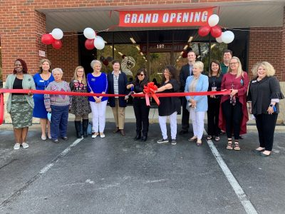 Nikki's Hair Studio Celebrates Ribbon Cutting with Millbrook Chamber of Commerce