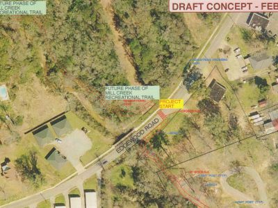 Millbrook Council Passes Resolution Allowing Mayor to Apply for Funding to Expand Walking Trails