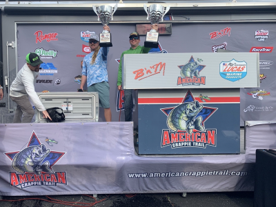 Josh Jones and Josh Reynolds Win American Crappie Trail National Championship