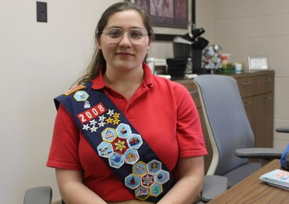 Millbrook Teenager First in Region to Win Highest Award in American Heritage Girls