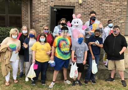 Pilot Club of Prattville Celebrates Easter with Area Special Needs Students