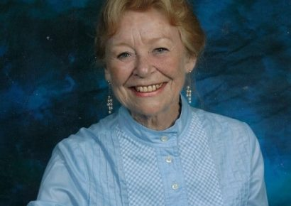 "Obituary: Margaret ""Peggy"" Jean Marshall Francis"