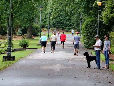 National Walking Day: Get Ready To Take A Stroll