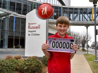 State Extends Registration Deadline for Children's of Alabama Help End Epilepsy Specialty Car Tag